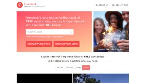 Freestock - free image and videos