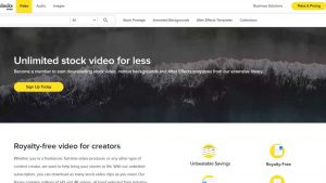 Videoblocks - stock video library